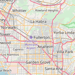 Map Of All Zipcodes In Los Angeles County California Updated November 2020