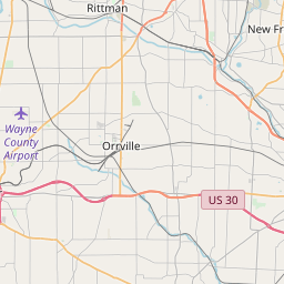 stark county zip code map Interactive Map Of Zipcodes In Stark County Ohio July 2020