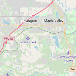 tukwila zip code map Tukwila Washington Zip Code Map Updated July 2020