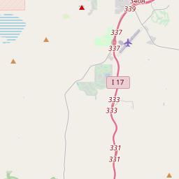 Flagstaff Arizona Zip Code Map Updated July 2020