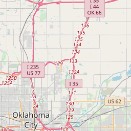 The Village, Oklahoma ZIP Code Map - Updated January 2020