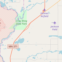 Fort Ripley, Minnesota ZIP Code Map - Updated January 2020 on camp san luis obispo map, camp grayling map, fort bridger map, camp parsons map, camp ashland map, camp rapid map, camp coniston map, camp butner map,