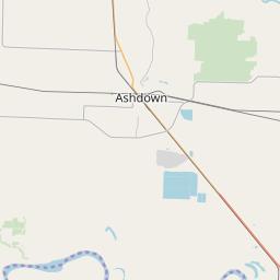 texarkana zip code map Texarkana Texas Zip Code Map Updated July 2020