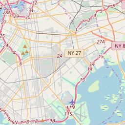 zip code map of brooklyn ny Brooklyn New York Zip Code Map Updated July 2020 zip code map of brooklyn ny