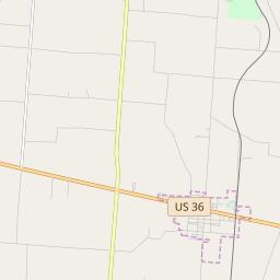 st paris ohio map St Paris Ohio Zip Code Map Updated July 2020