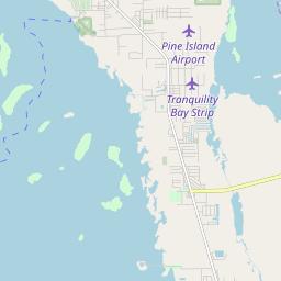 Pine Island Center, Florida ZIP Code Map - Updated January 2020