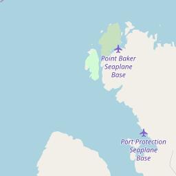 Port Protection Alaska Map Port Protection, Alaska ZIP Code Map   Updated May 2020