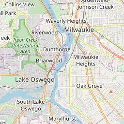 west linn oregon map West Linn Oregon Hardiness Zones west linn oregon map