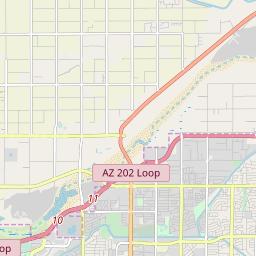 gilbert arizona zip code