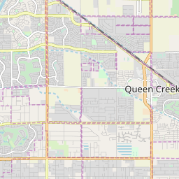 Queen Creek Zip Code Map Zipcode 85142   Queen Creek, Arizona Hardiness Zones