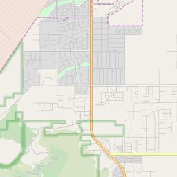 sierra vista az zip code map Sierra Vista Southeast Arizona Zip Code Map Updated July 2020