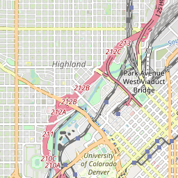 Zip Code 80202 Profile, Map and Demographics - Updated ...