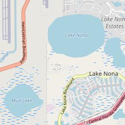 lake nona florida map Orlando Neighborhood Lake Nona Profile Demographics And Map lake nona florida map