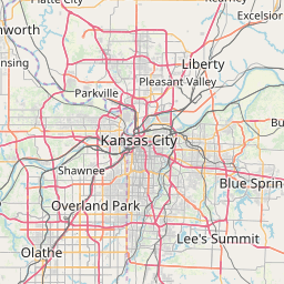 kansas city kansas zip code map Kansas City Missouri Zip Code Map Updated July 2020 kansas city kansas zip code map