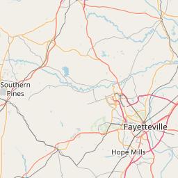 Raleigh, North Carolina ZIP Code Map - Updated January 2020