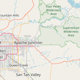 Phoenix, Arizona ZIP Code Map - Updated January 2020